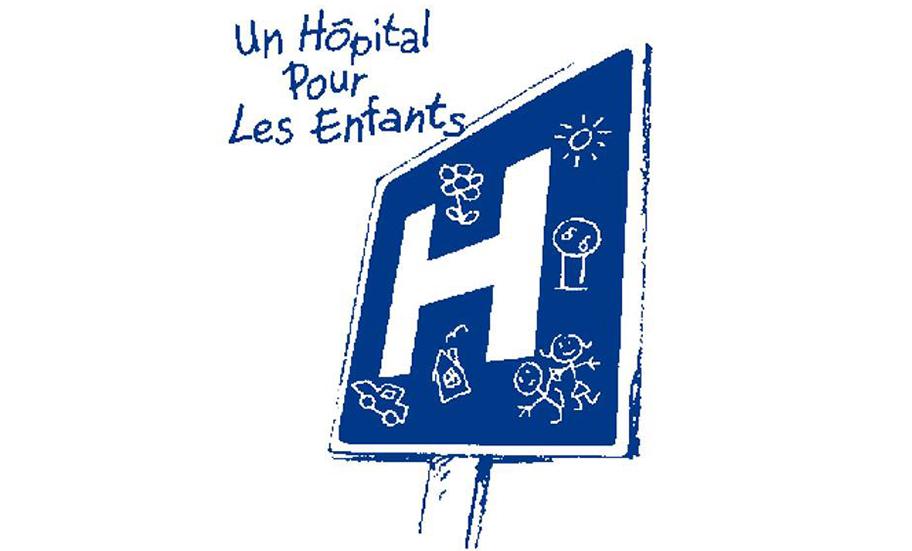 Logo de l'association un hopital pour les enfants